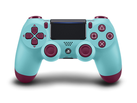PlayStation 4 (PS4) Dualshock 4 V2 Wireless Controller, Blueberry modrý