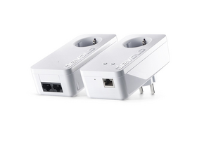Devolo D 9840 dLAN 550+ WiFi Starter Kit Powerline adaptér