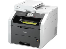 Imprimanta multifucntionala Brother MFC9140CDN  (FAX)