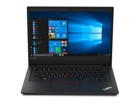 "Notebook Lenovo ThinkPad E490 14"" 20N80019HV FHD, negru + Windows 10 Pro (tastatura layout HU)"