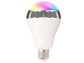 fe3cb154f Astrum SL150 Bluetooth LED žiarovka, vstavaný reproduktor, E27, 6W ...