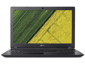 Acer Aspire A315-41-R1YZ notebook, fekete