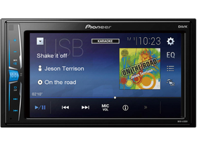 Pioneer MVH-A100V USB/MP3 multimedijski auto radio