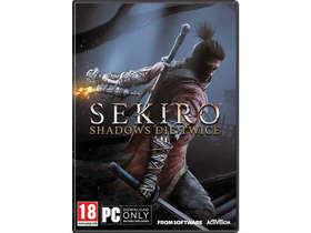 Sekiro Shadows Die Twice PC hra