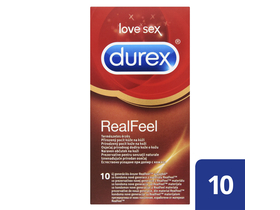 Durex Real Feel kondom, 10 kom.