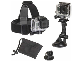 Sunpak PlatinumPlus Accessory Kit 3 sada, GoPro, 3 ks