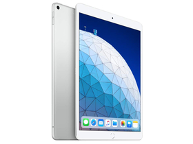 "Apple iPad Air 10.5"" Wi-Fi + Cellular 64GB, argintiu"