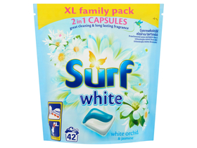 Surf White Orchid duo капсули, 42 бр.
