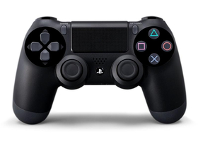 PlayStation 4 (PS4) Dualshock 4 V2 Wireless Controller, crna