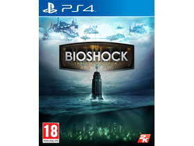 Bioshock: The Collection PS4 igralni software