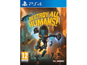 THQ Nordic Destroy All Humans PS4 hra