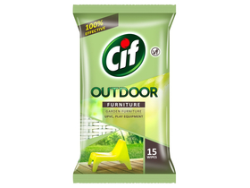 Cif Outdoor ubrus, 15 kom.