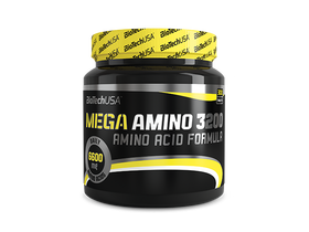 BioTech USA Mega Amino 3200, 300 tabliet