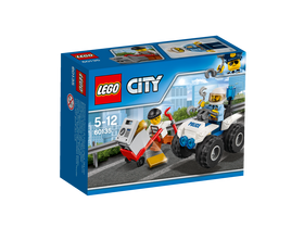 LEGO®  City ATV Arrest 60135