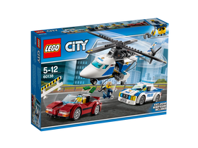 LEGO®  City  High-speed Chase 60138