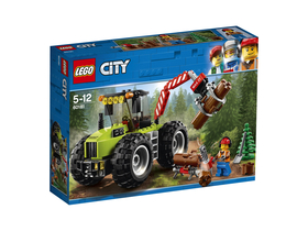 LEGO® City 60181 Traktor do lesa
