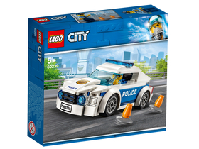 LEGO® City Police Patrol Car 60239