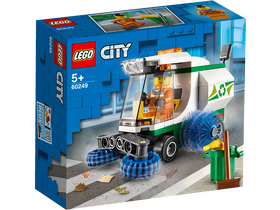 LEGO® City Great Vehicles 60249 Čisticí vozidlo
