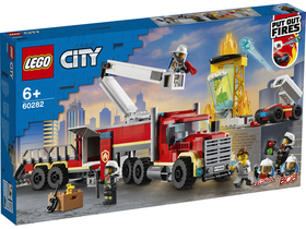 LEGO®  City Fire- Пожарна команда 60282