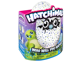 Hatchimals Draguella green/pink