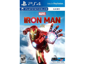 Camouflaj Marvel's Iron-Man VR PS4 hra