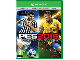 PES 2016 Day One Edition Xbox One hra