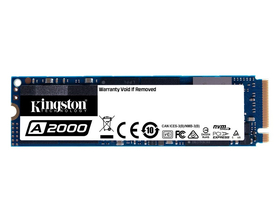 Kingston A2000 250GB M.2 2280 NVMe SSD