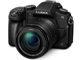 Panasonic Lumix DMC-G80M Kamera Kit (mit 12-60 mm Objektiv)