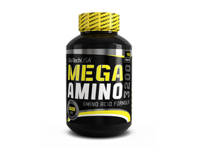 BioTech USA Mega Amino 3200, 100 tabliet