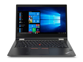 Lenovo ThinkPad X380 Yoga 20LH001JHV notebook, fekete + Windows 10 Pro