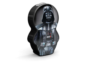 Philips Darth Vader LED zseblámpa, fekete (71767/98/16)