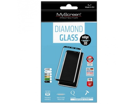 Myscreen DIAMOND GLASS edge 3D kaljeno staklo za Sony Xperia X (F5121), (full cover), sivo