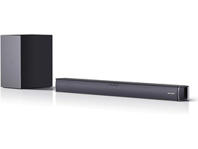 Sharp HT-SBW 182 Bluetooth soundbar, černý