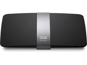 Linksys EA4500 N900 Dual-Band Wifi Router, schwarz