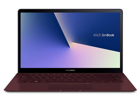 Asus ZenBook S UX391UA-ET086T notebook, burgundi vörös + Windows 10 (UK)