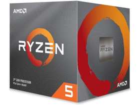 AMD AM4 Ryzen 5 3600X - 3,8GHz CPU