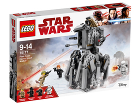 LEGO® Star Wars Episode VIII - First Order Heavy Scout Walker (75177)