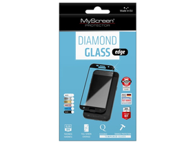 Myscreen DIAMOND GLASS edge 2,5D tvrzené sklo  Huawei P Smart (Enjoy 7S)