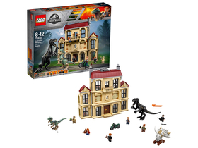 LEGO® Jurassic World 75930 Dühöngő indoraptor a Lockwood birtokon