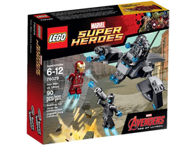 LEGO® Super Heroes Iron Man proti Ultronu 76029