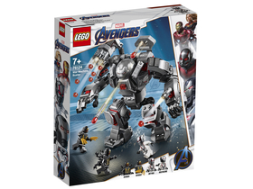 LEGO® Super Heroes 76124 War Machine v robot.obleku