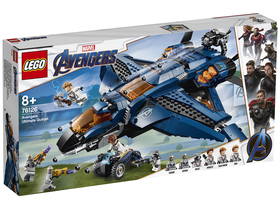 LEGO® Super Heroes - Ultimativer Avengers-Quinjet (76126)
