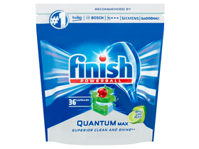 Finish  Quantum Apple & Lime Geschirrspüler Tabletten, 36 Stk
