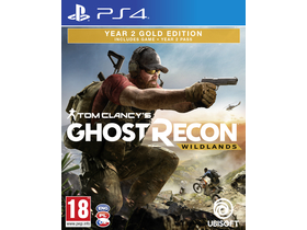 Tom Clancy's Ghost Recon Wildlands Year 2 Gold Edition PS4 igra