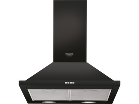 Hota Hotpoint Ariston HHPN 6.4F AM AN, negru