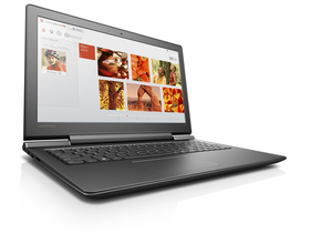 Lenovo Ideapad 700-15ISK 80RU00SEHV notebook, fekete + Windows10
