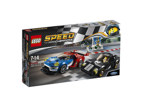 LEGO®  Speed Champions 2016  Ford GT и1966 Ford GT40 75881