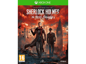 Sherlock Holmes: The Devil´s Daughter Xbox One játék