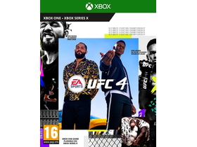 Electronic Arts EA Sports UFC 4 Xbox One játékszoftver