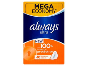 Always Ultra Normal Plus intim betét (20db)